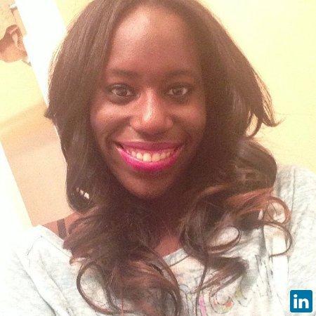 melissa effa's Profile on Staff Me Up