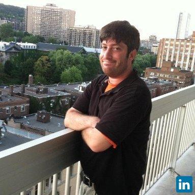 Jonathan Abramowitz's Profile on Staff Me Up