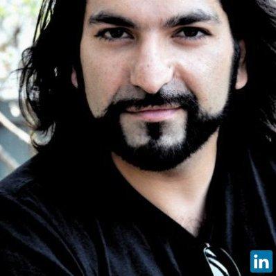Behnam Karbassi's Profile on Staff Me Up