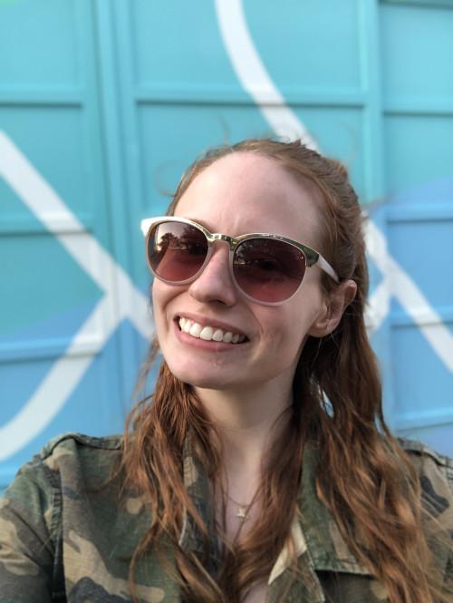 Christina McKeown's Profile on Staff Me Up