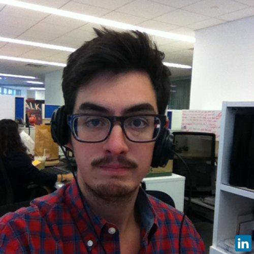 Salvador Perez's Profile on Staff Me Up