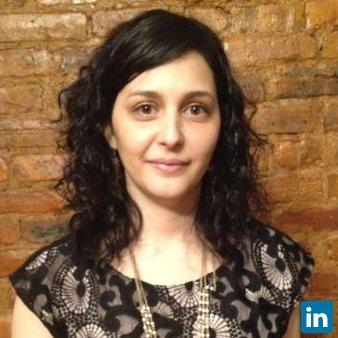 Nevena Bentler's Profile on Staff Me Up