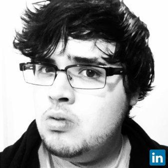 Adrian Garcia's Profile on Staff Me Up