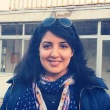 Zahraa Alzubaidi's Profile on Staff Me Up