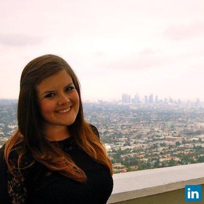 Kate Ragon's Profile on Staff Me Up