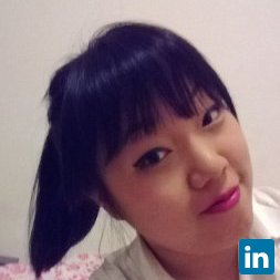 Grace Cheng's Profile on Staff Me Up