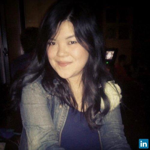 Jennifer Pham's Profile on Staff Me Up