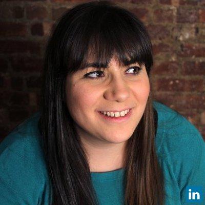 Stephanie Andreou's Profile on Staff Me Up