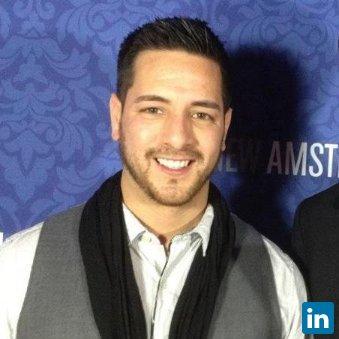 David Gonzalez's Profile on Staff Me Up