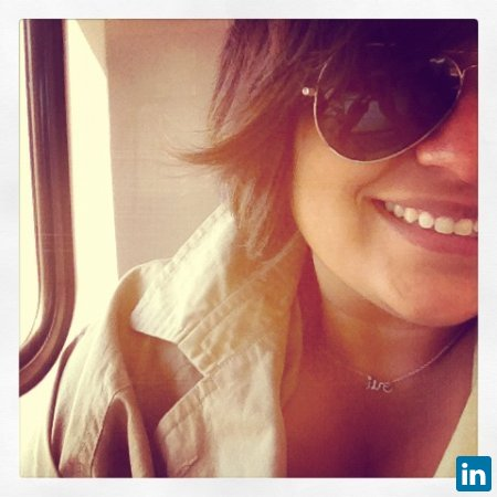 Erica Canales's Profile on Staff Me Up