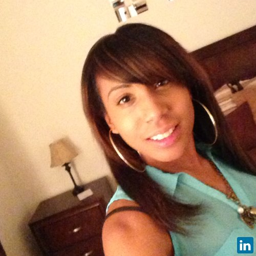 Shameka Martelly's Profile on Staff Me Up