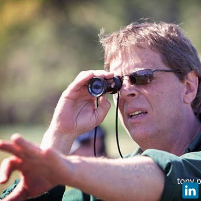 Tony Pfau's Profile on Staff Me Up