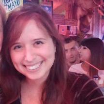Amy Goldberg's Profile on Staff Me Up