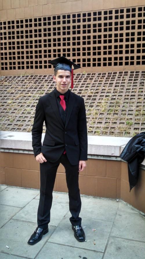 Tyler Ayala's Profile on Staff Me Up