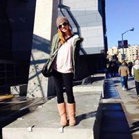 Emili Bondar's Profile on Staff Me Up