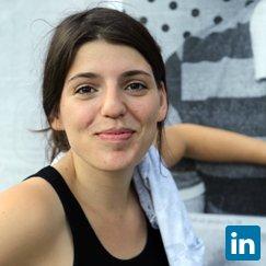 Meryam Bouadjemi's Profile on Staff Me Up