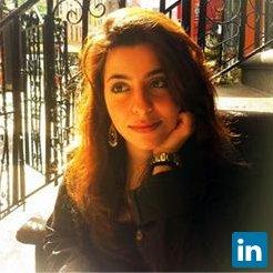 Shirin Barghi's Profile on Staff Me Up