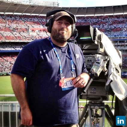 Stephen Spiegel's Profile on Staff Me Up
