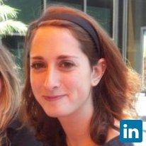 Jillian Goldfluss's Profile on Staff Me Up