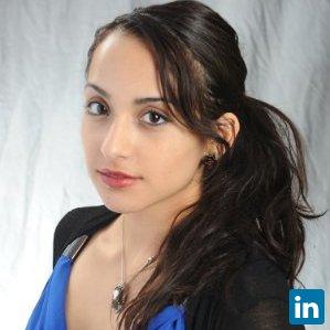 Natasha Marshall's Profile on Staff Me Up