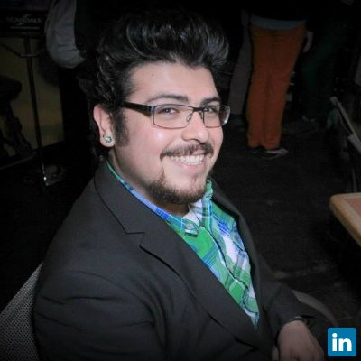 Luis Torres's Profile on Staff Me Up
