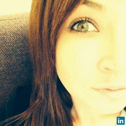 Amber Harris's Profile on Staff Me Up