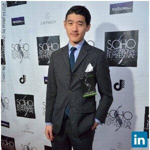 Raymond Chu's Profile on Staff Me Up
