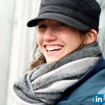 Sarah Frick Smith's Profile on Staff Me Up