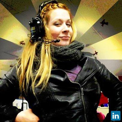 Heather Gonzalez's Profile on Staff Me Up