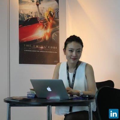 Cheyenne Peng's Profile on Staff Me Up