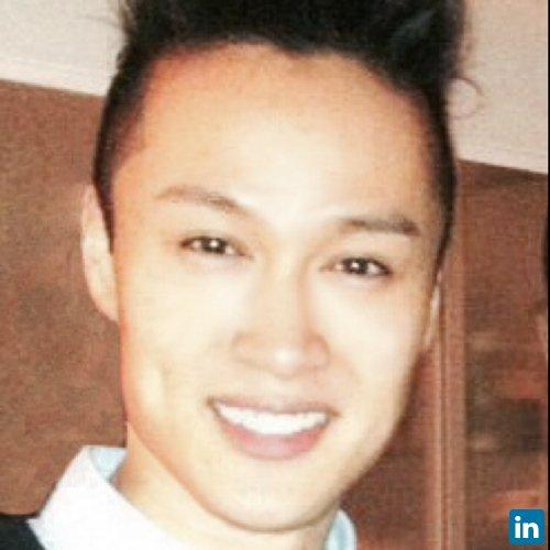 Alex Chen's Profile on Staff Me Up