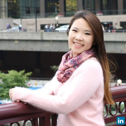 Jocelyn Jia's Profile on Staff Me Up