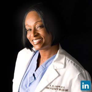 Kadisha Rapp, M.D.'s Profile on Staff Me Up
