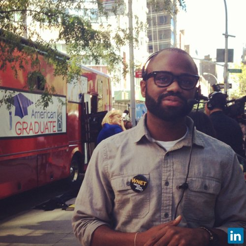 Nadir Nelson's Profile on Staff Me Up
