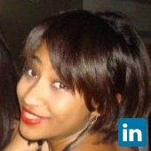 Tiara Francis's Profile on Staff Me Up