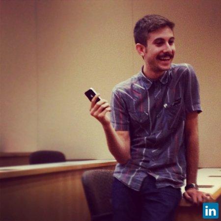 Zach Wechter's Profile on Staff Me Up