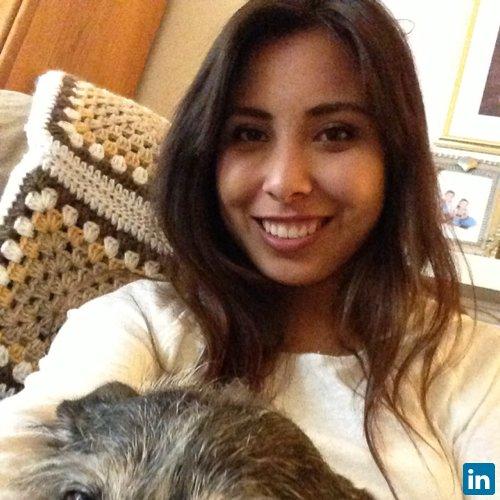 Gisel Amaya's Profile on Staff Me Up