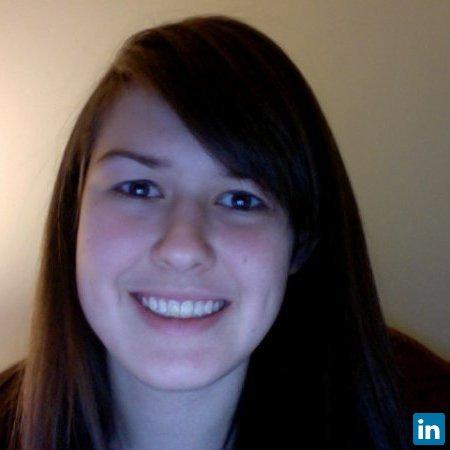 Sarah Jackson's Profile on Staff Me Up