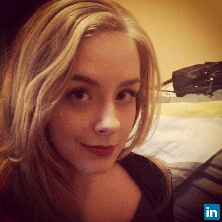 Nicole Maloney's Profile on Staff Me Up