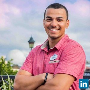 Gabe Nazario's Profile on Staff Me Up
