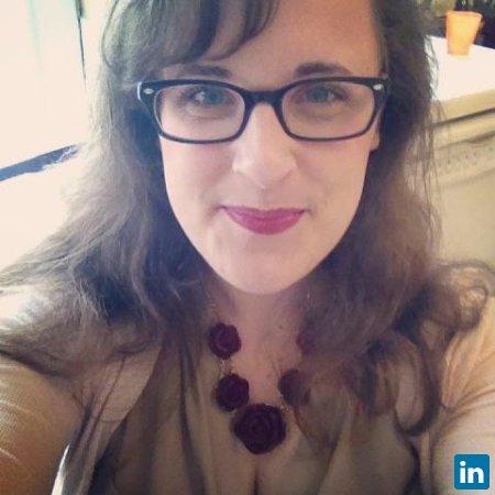 Anjuli Johnson's Profile on Staff Me Up