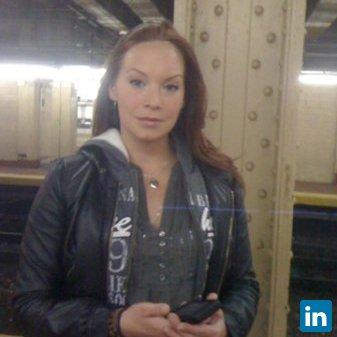Jacquelynn Schoenack's Profile on Staff Me Up