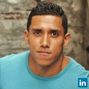 Edwin Acosta's Profile on Staff Me Up