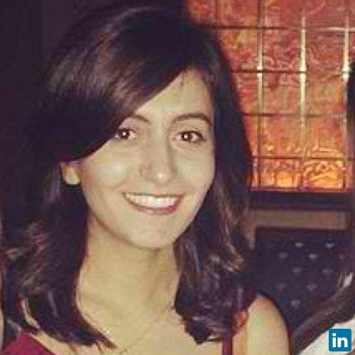 Lara Yacoubian's Profile on Staff Me Up