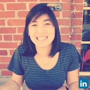 Christine Tran's Profile on Staff Me Up