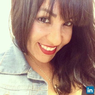 Veronica Marquez's Profile on Staff Me Up