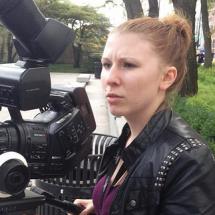 Katie Bellamy's Profile on Staff Me Up
