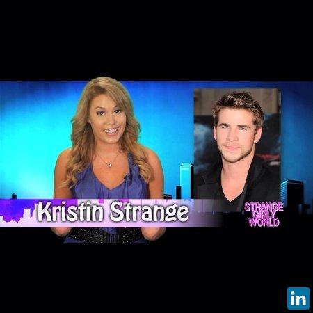 Kristin Strange's Profile on Staff Me Up