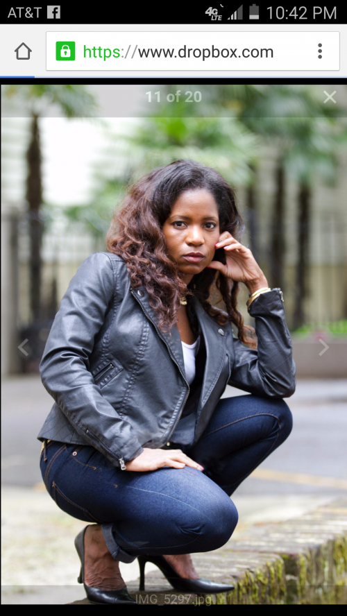 Terra Monique's Profile on Staff Me Up