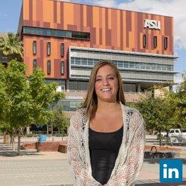 Erica Wiedemeier's Profile on Staff Me Up